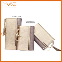 2014 Handmade brand ladies women leather wallet