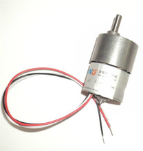 hot sale ASLONG Rotate Speed Reduction mini brushless motor3-750rpm JGB37-3625 dc bldc motor