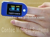 CONTEC CE&FDA CMS50D finger pulse oximeter with OLED