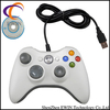 China factory wholesale for xbox 360 wired controller windows pc