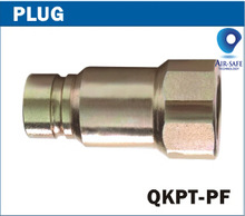 flat face hydraulic quick coupling