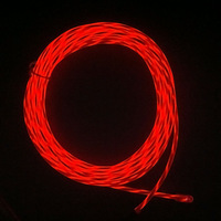 2.3MM Neon Light Glow Motion Chasing Electroluminescent EL Wire