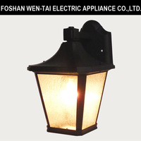 exterior wall light/small wall mounted lamp/electric fence light