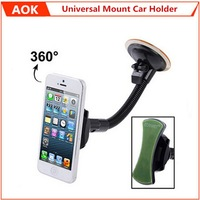 Stand Mini Universal Mount Car Holder for iPhone 5 / for iPhone 4,4S / for iPad Mini /for Samsung Galaxy Note2 N7100,S3 i9300