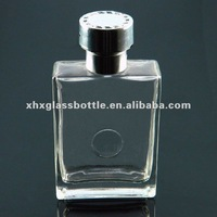 wholesale 100ml brand name empty perfume bottle for men