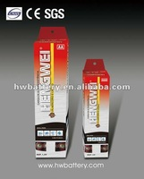 R6 BATTERY BATTERY R6-60/BOX CARBON ZINC BATTERY