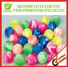Colorful 6.5CM Bouncy Glitter Balls
