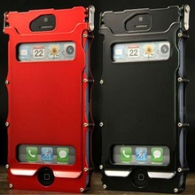 Iron Man metal Case for iPhone 5