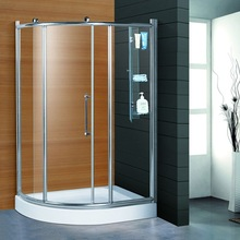 HS-XB9051 enclosed shower cubicles/ europe girls shower room/ fashionable shower cabin