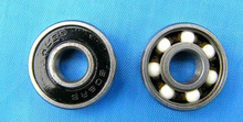 High precision R4 2RS hybrid ceramic bearings for bike