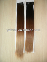 New arrival!!! Two tone/three tone human hair weave/weaving