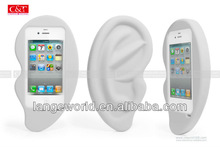 Xtra-Funky Exclusive Giant Ear Silicon Rubber Case Cover For iPhone 4 4s 4g