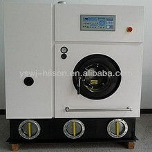 Steam heating Dry cleaning machine with centrifugal type filter