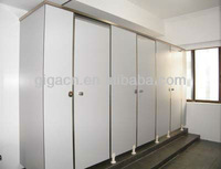 fireproof phenolic compact laminate board toilet cubicle partition