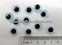 8mm Self-adhesive Googly Eyes/Wiggly eyes For Toy