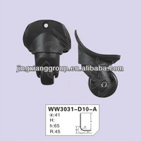 Luggage handle parts and wheel Universal 360-Degree Wheels