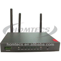 wifi ip camera Industrial Wireless 3G 4-Port WCDMA-WCDMA Ethernet Router with Dual SIM, RS232 & Wi-FiH50series