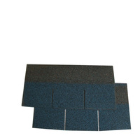 Blue 3-Tab Asphalt Shingles Roof