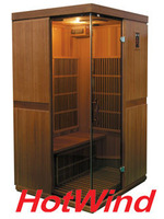 2013New Far infrared spa sauna room for 2persons