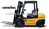 Lonking Diesel forklift FD30 3tons with CE