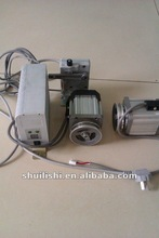 2012 New design 450w550w electric plug-in,sewing machine Permanent servo ac motor