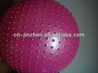 China Jinzhen 65cm anti stress massage ball for exercise