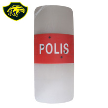 PC material high quality best price Police Anti riot shield