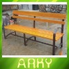 Good Quality Wooden Outdoors Park Bench