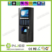 Home Automation System IP Based Fingerprint single door access control system(UT20)