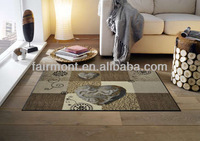 Knitted Home Mat AS001, Washable Mat,