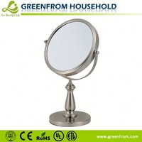 7.5 Inch Chrome Plated Mirror Led Lights