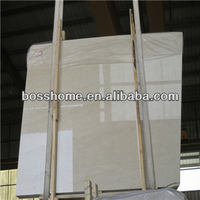 Delicate royal beige marble travertines omani