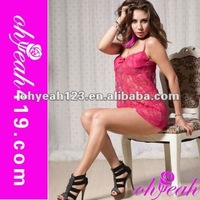 New novel style hot sale pink sexy women baby doll,babydoll dress,lingerie babydoll