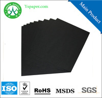 Full Wood Pulp Cardboard 2015 High Quality Black Paper Craft Paper Sheet