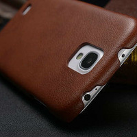 hard back case for samsung galaxy s4 , best cover for i9500, Genuine leather case for samsung s4 i9500