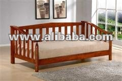Wooden daybed, daybed, wooden sofa bed, wooden furniture, furniture, sofa