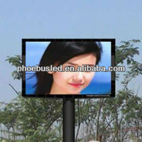 leading quality electronic led p10 outdoor display advertising screen modules