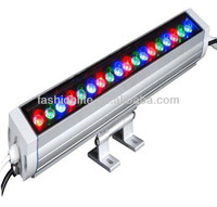 LED color wash light/led wall wash/wall effection lighting