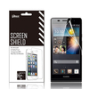 GuangZhou mobile phone accessorie for Huawei Ascend P6 (Screen Protector) oem/odm (Anti-Glare)