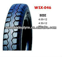 Tricycle motorcycle tire 400-12 450-12 500-12