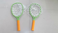 Plastic mesh bag racket
