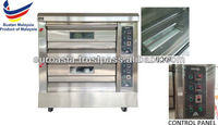 OVEN - ELECTRIC OVEN 2-DECK 4-TRAY (EA)