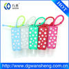 hot sale diamond hand sanitizer with silicone holder