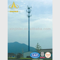 Microwave Antenna Tower