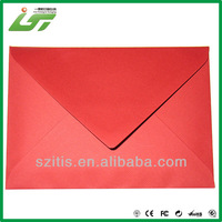 color printed peal seal envelope China publisher