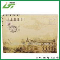 handle paper coin envelope customized