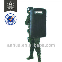 hand hold bulletproof shield dental protective shield