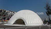 Hot sale Aeor inflatable tent for advertising promotion- inflatable dome tent
