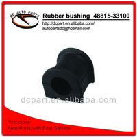 Front stabilizer bar NO.1 rubber bushing 48815-33100 for toyota LEXUS ES300,MCV30