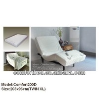 Adjustable Electric Bed with vibration massage